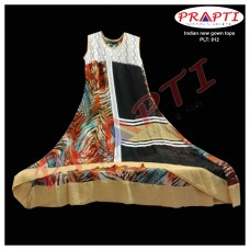 Indian new gown tops